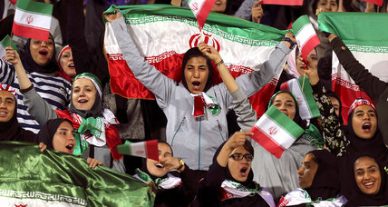 For Iran's women's movement, progress is slow. But it's progress.