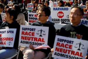 The roots of affirmative action in the us