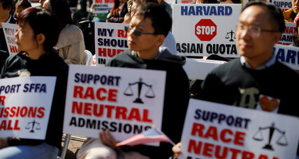 Behind affirmative action divide, a common disdain for discrimination