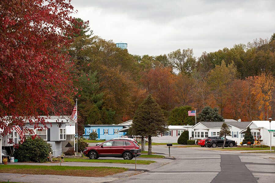 Trailer parks face rising rents  This one's residents found