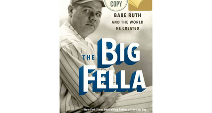 'The Big Fella' portrays Babe Ruth as the first modern sports celebrity