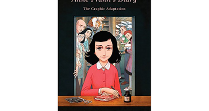 'Anne Frank's Diary' is a profoundly moving graphic presentation of the classic