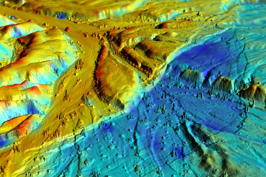 A laser revolution: How lidar is changing the way we see the world