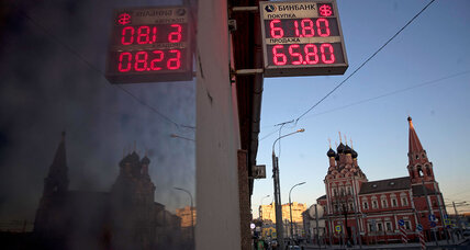 An end to the dollar's global hegemony? The Kremlin sees an opportunity.
