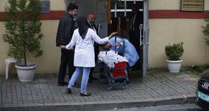 Joint 'inspection' planned for Saudi consulate in Istanbul