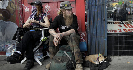 San Francisco vote on corporate tax puts homelessness in spotlight