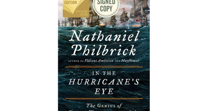 'In the Hurricane's Eye' puts Revolutionary War conflict the Battle of the Chesapeake back in its deserved spotlight