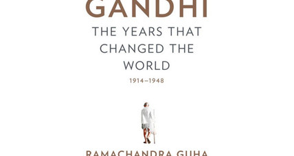 'Gandhi: The Years That Changed the World' establishes how the fighter for Indian independence's reputation was earned