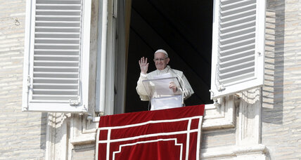 Pope Francis to consider opening the priesthood to married men