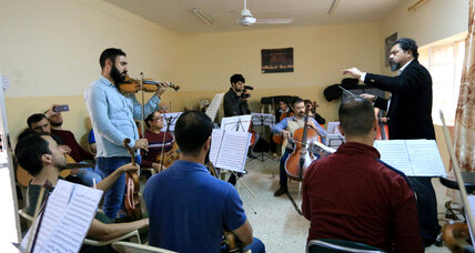 Mosul in the wake of war – embraces its cultural heritage