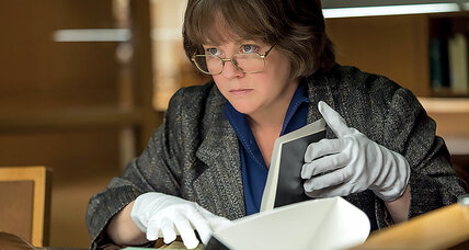 Melissa McCarthy turns to drama in 'Can You Ever Forgive Me?'