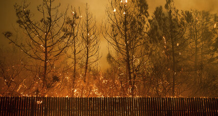 California fires: climate change, worsening drought, or more?