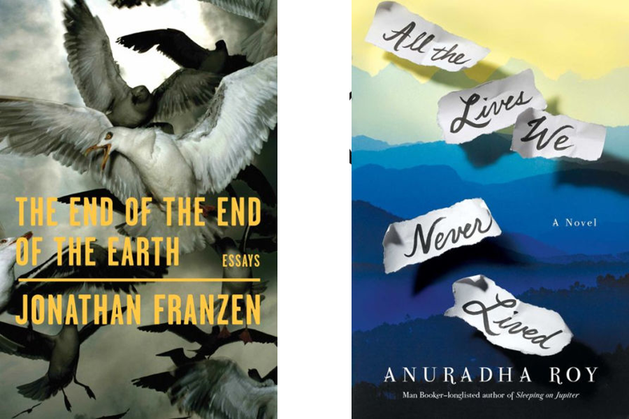 10 best books of November: the Monitor's selections