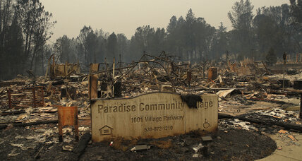 Remembering Paradise: California town ponders next steps after wildfire