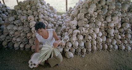 Former leaders of Khmer Rouge convicted of genocide, war crimes