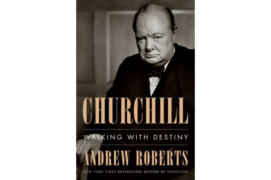 'Churchill' takes reader through stages of Churchill's life in brightly engaging fashion