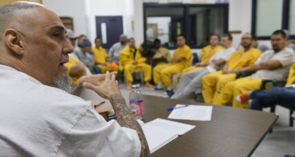 A first step toward prison reform