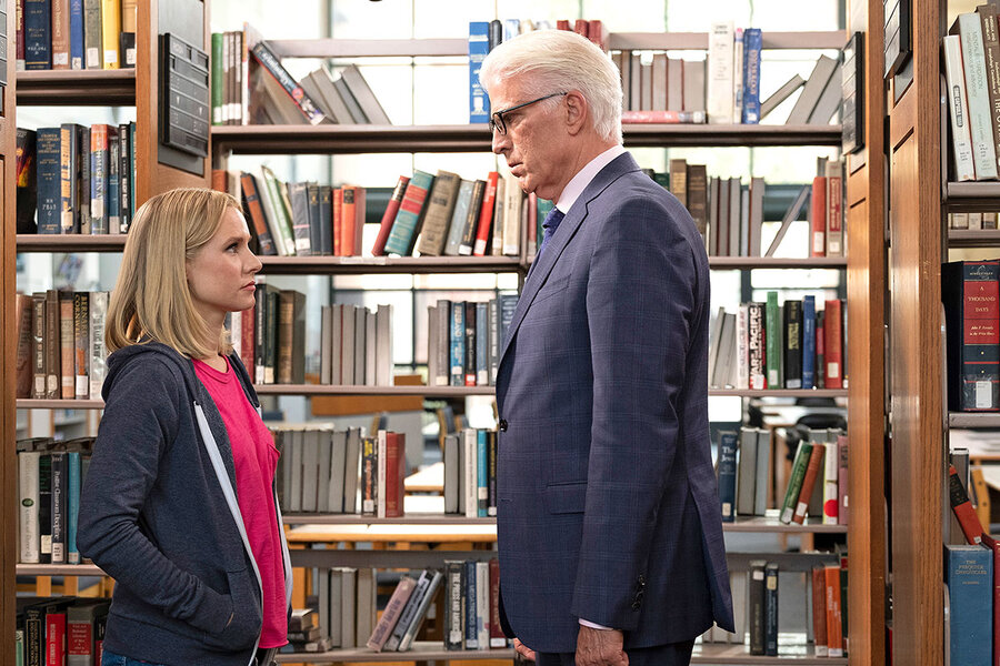 Grab your moral compass: 'The Good Place' takes philosophy mainstream