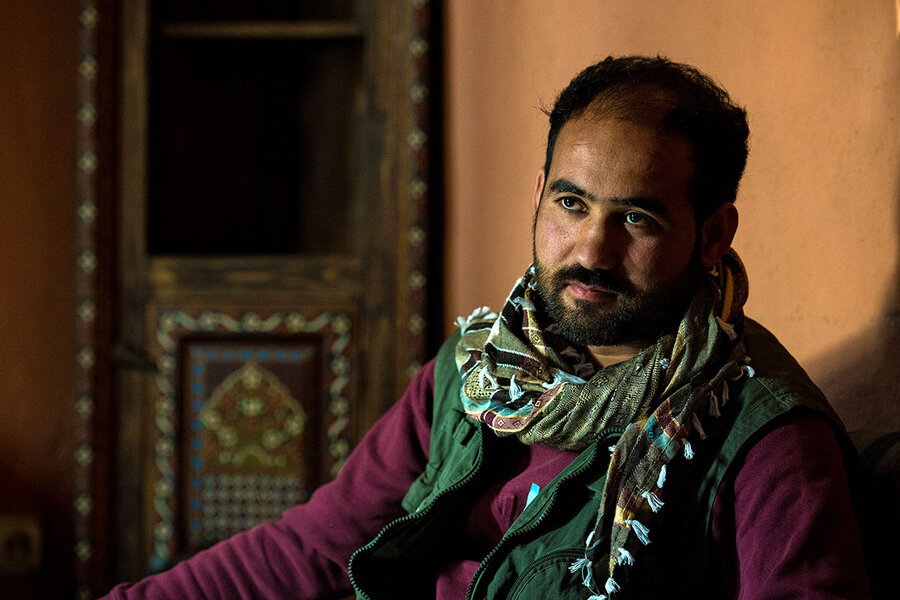 Lure of Europe loses shine for Afghans