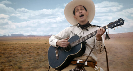 For 'Ballad of Buster Scruggs,' Coens travel to Old West