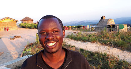 One Rwandan's surprising idea to protect wildlife: Recruit poachers