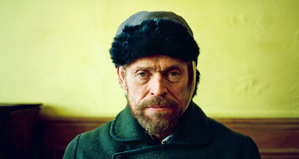 'At Eternity's Gate' features career-best Willem Dafoe