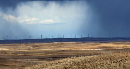 Who owns the view? North Dakotans tangle over proposed wind project.