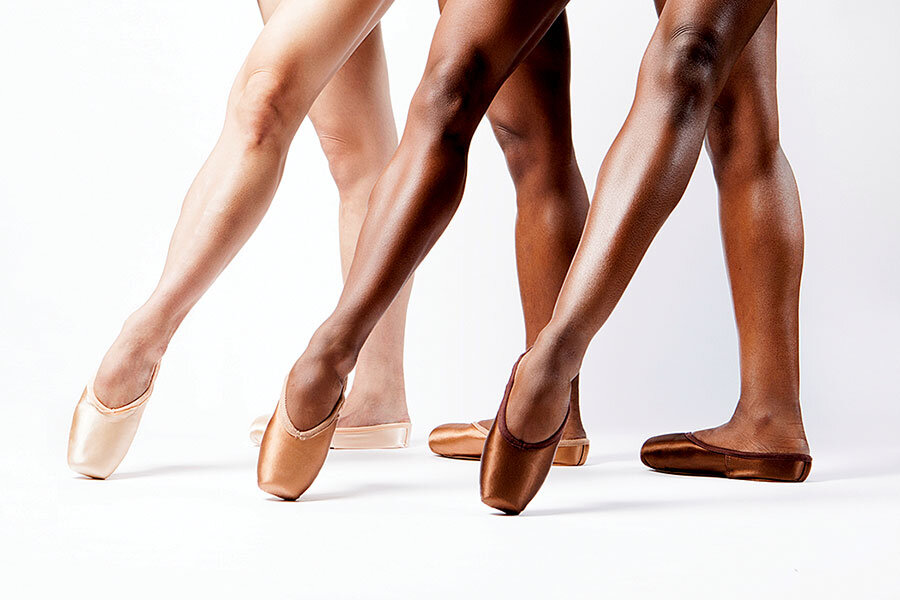 This new British shoe brand has nude heels to suit every