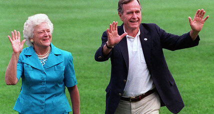 Remembering George H.W. Bush, a calm hand in a turbulent time