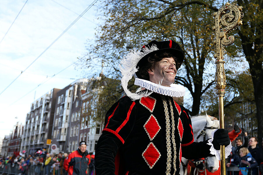 Black Pete Christmas History.Black Pete No More Tide Turning Against Dutch Santa S