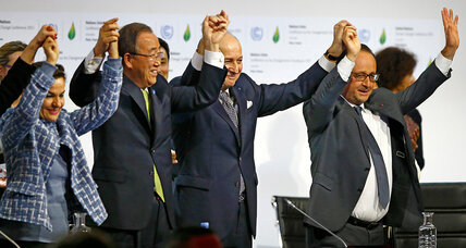 A moral test at climate summit: What do rich nations owe poorer ones?