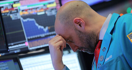 Stocks dive, again. Does Wall Street foresee a recession?