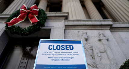 Christmas shutdown: Why Washington let the government close
