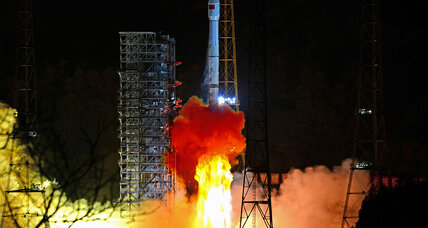 To the moon and beyond: Why China is aiming for the stars