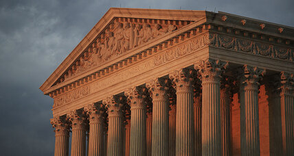 Why the Supreme Court may be taking a 'go slow' approach