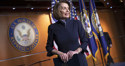 When she picks up gavel again, Pelosi will preside over a very different House