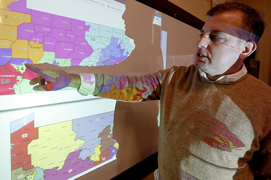 US voters tackle gerrymandering with gusto. Incumbents are less sure.