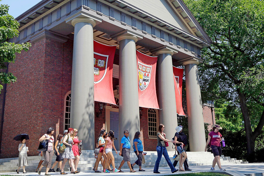 Debating an evolving definition of 'diversity' on campus