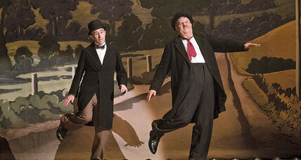 'Stan & Ollie' pays tribute to classic comedy team