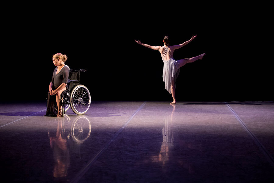 At Born Dancing, different abilities – but all in harmony