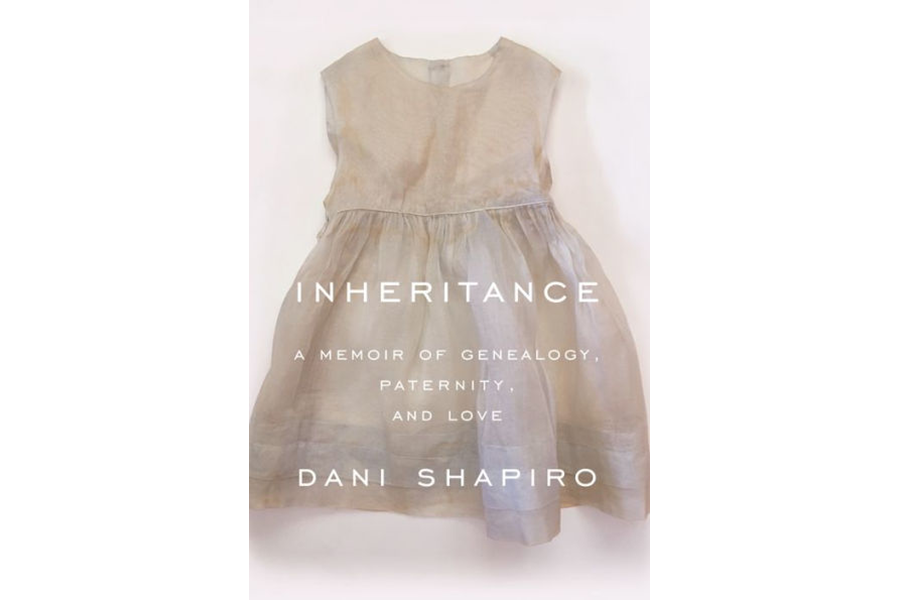 Author Dani Shapiro grapples with a world remade by a DNA test in 'Inheritance'