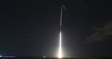 New US defense strategy would track missiles from space