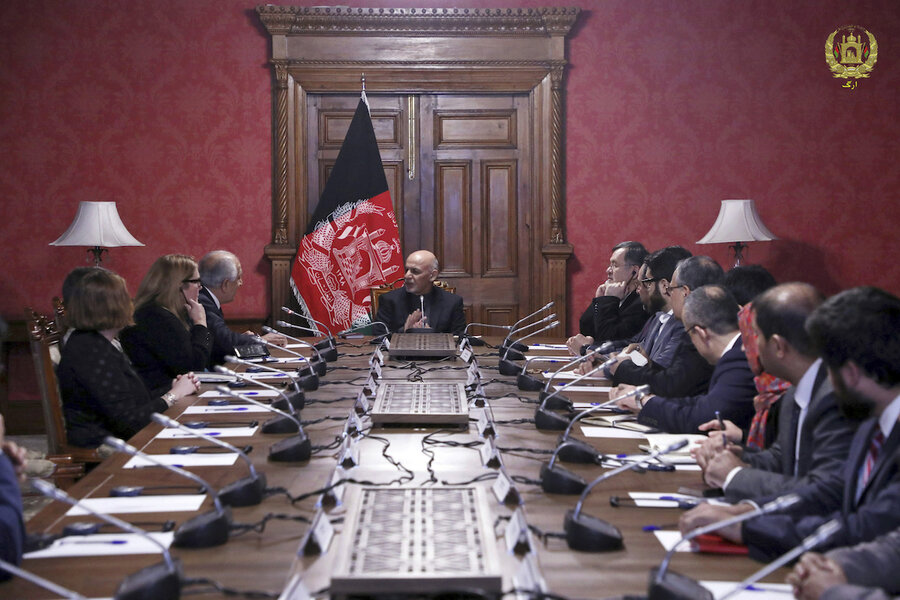 President Ghani assures Afghans in light of peace deal