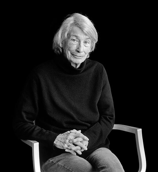 Mary Oliver looked 'past reason, past the provable'