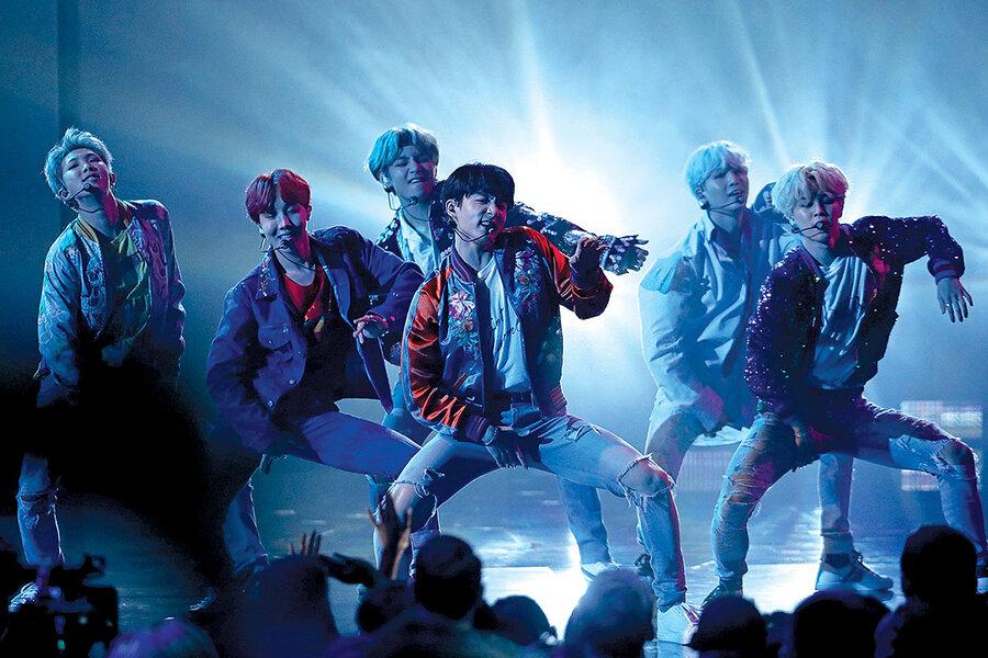 Technology helps sustain K-pop popularity - CSMonitor com