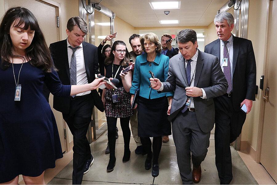 In vote blocking Trump's 'emergency,' GOP principles collide