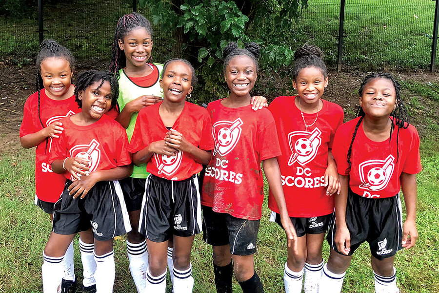 How one woman is taking an after-school program to the big leagues