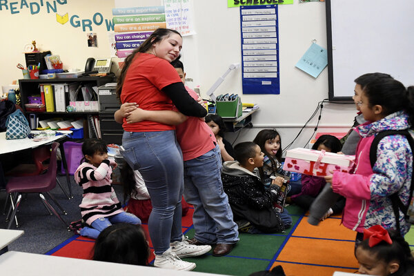 Ending a three-day walk-out, Denver teachers returned to their classrooms with a tentative deal to raise their pay. Colorado's example is the latest in a national movement launched by West Virginia teachers'