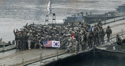 Worry about US alliance with South Korea grows before Trump-Kim summit