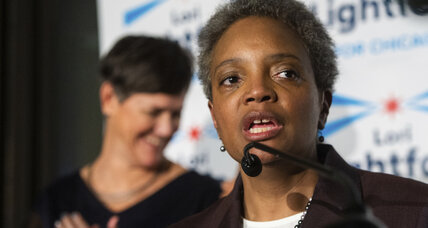 Chicago runoff election will ensure black woman as city's mayor for first time